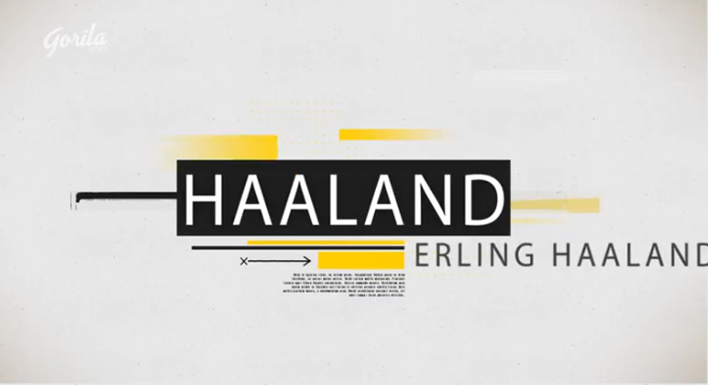 Goal of The Week by Gorila Sport | Erling Haaland | Borussia Dortmund